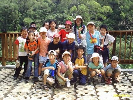 十八尖山和野生动物做朋友校外教学活动花絮