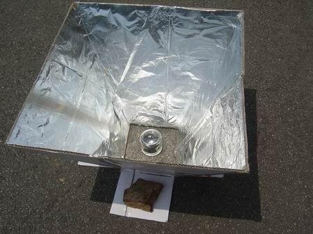 一拆装解说整个太阳能锅的制作过程 -请太阳当厨师 Part 2