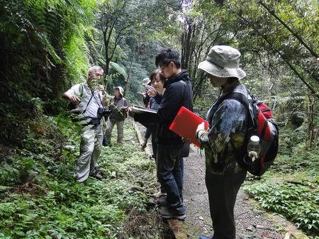 东河社区横屏背步道生态导览资源调查培训计画